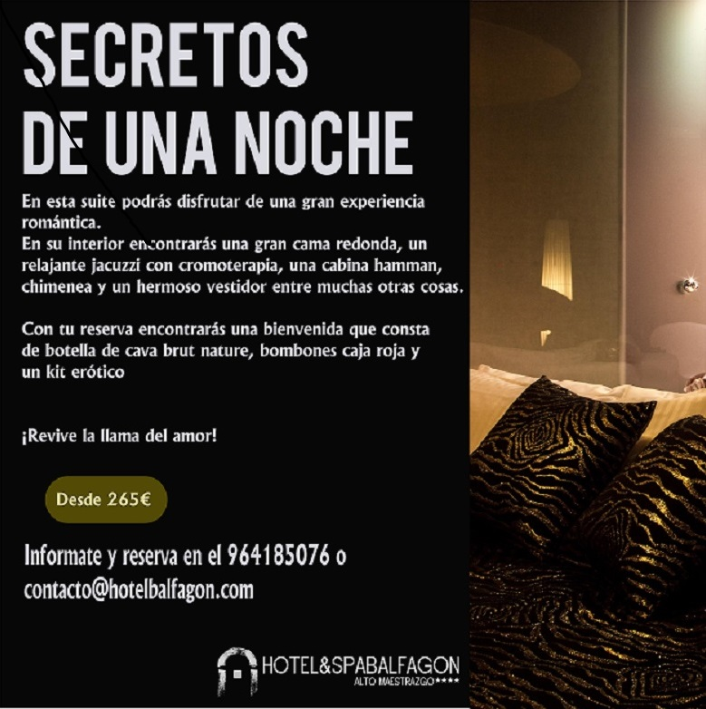 SUITE SECRETOS